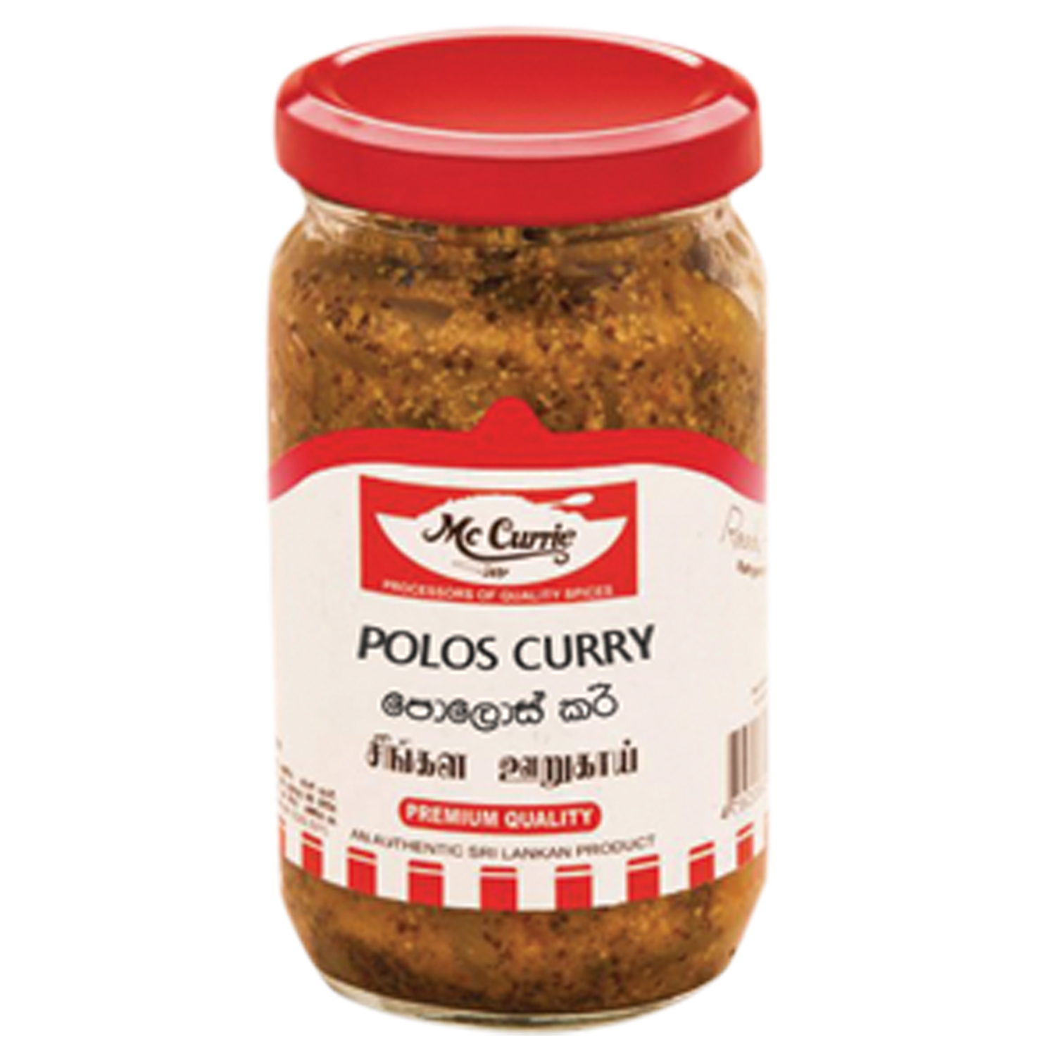 polos curry - mc currie 350 g